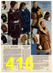 1972 Sears Fall Winter Catalog, Page 416