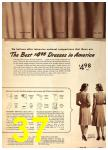 1942 Sears Spring Summer Catalog, Page 37