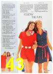 1972 Sears Spring Summer Catalog, Page 43