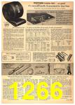 1958 Sears Spring Summer Catalog, Page 1266
