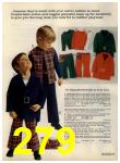 1972 Sears Fall Winter Catalog, Page 279