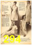 1962 Sears Fall Winter Catalog, Page 294