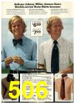 1974 Sears Spring Summer Catalog, Page 506