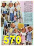 1988 Sears Spring Summer Catalog, Page 570