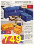 1987 Sears Fall Winter Catalog, Page 749