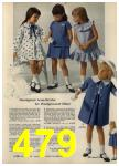 1965 Sears Spring Summer Catalog, Page 479