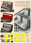 1962 Sears Fall Winter Catalog, Page 1029
