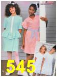 1988 Sears Spring Summer Catalog, Page 545