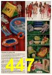 1982 Montgomery Ward Christmas Book, Page 447