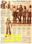 1940 Sears Fall Winter Catalog, Page 324