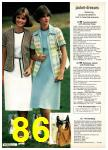 1977 Sears Spring Summer Catalog, Page 86