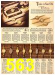 1940 Sears Fall Winter Catalog, Page 563