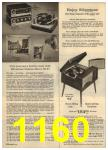 1961 Sears Spring Summer Catalog, Page 1160