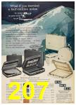 1962 Sears Fall Winter Catalog, Page 207