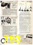 1969 Sears Spring Summer Catalog, Page 793