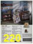 1993 Sears Spring Summer Catalog, Page 220