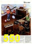 1983 Sears Christmas Book, Page 550