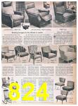 1957 Sears Spring Summer Catalog, Page 824