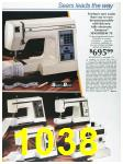 1985 Sears Fall Winter Catalog, Page 1038