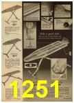 1965 Sears Spring Summer Catalog, Page 1251