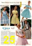 1962 Montgomery Ward Spring Summer Catalog, Page 25