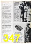 1967 Sears Fall Winter Catalog, Page 347