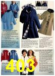 1980 Sears Spring Summer Catalog, Page 403