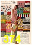 1964 Sears Spring Summer Catalog, Page 374