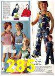 1975 Sears Spring Summer Catalog, Page 285