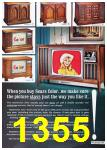 1967 Sears Fall Winter Catalog, Page 1355