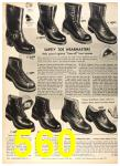 1956 Sears Fall Winter Catalog, Page 560