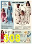 1975 Sears Fall Winter Catalog, Page 308