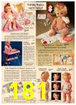 1972 Montgomery Ward Christmas Book, Page 181