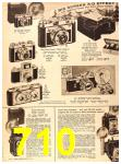 1956 Sears Fall Winter Catalog, Page 710
