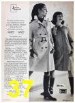 1967 Sears Fall Winter Catalog, Page 37