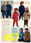 1966 Montgomery Ward Fall Winter Catalog, Page 467