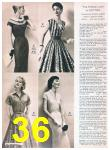 1957 Sears Spring Summer Catalog, Page 36