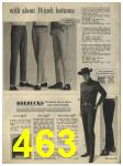 1965 Sears Fall Winter Catalog, Page 463