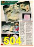 1985 Sears Christmas Book, Page 504
