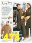 1988 Sears Fall Winter Catalog, Page 478
