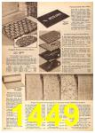 1963 Sears Fall Winter Catalog, Page 1449