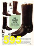 1971 Sears Fall Winter Catalog, Page 595