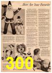 1961 Montgomery Ward Christmas Book, Page 300
