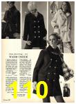 1969 Sears Fall Winter Catalog, Page 110