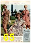 1962 Montgomery Ward Spring Summer Catalog, Page 65