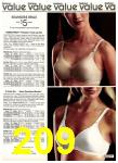 1980 Sears Spring Summer Catalog, Page 209