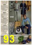 1980 Sears Fall Winter Catalog, Page 93
