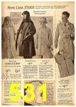 1962 Sears Fall Winter Catalog, Page 531