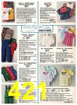 1978 Sears Fall Winter Catalog, Page 421