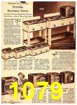 1940 Sears Fall Winter Catalog, Page 1079